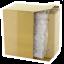Sichere verpackung doppelte verpackung luftkissen