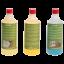 Gratis set mit 3 leistungsstarken reinigungsmitteln
